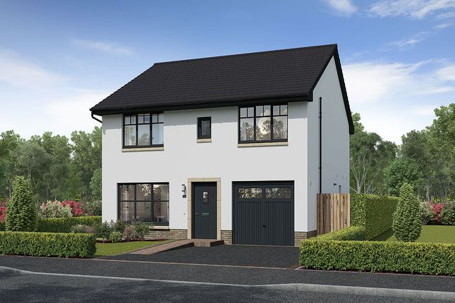 "4 bed detached house for sale in ""Elland"" at Whitehills Gardens, Cove, Aberdeen AB12"