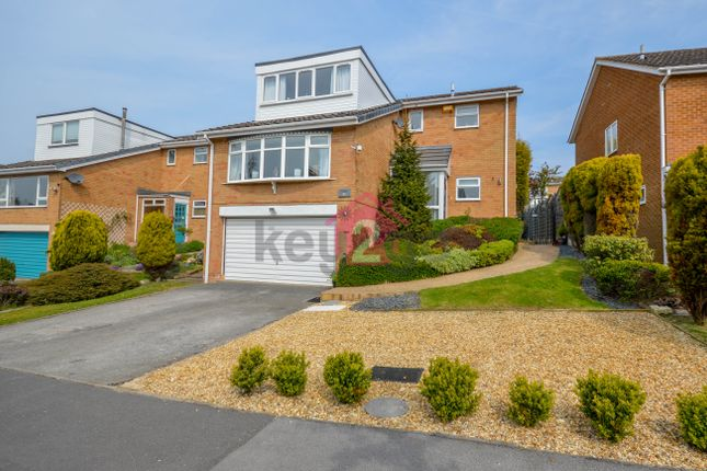 Thumbnail Detached house for sale in Ribblesdale Drive, Ridgeway, Sheffield