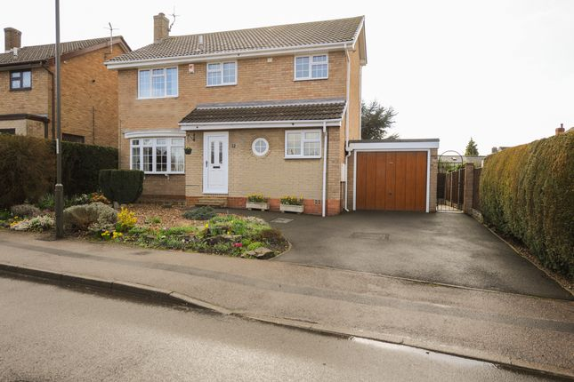 Thumbnail Detached house for sale in Arbour Close, Hasland, Chesterfield