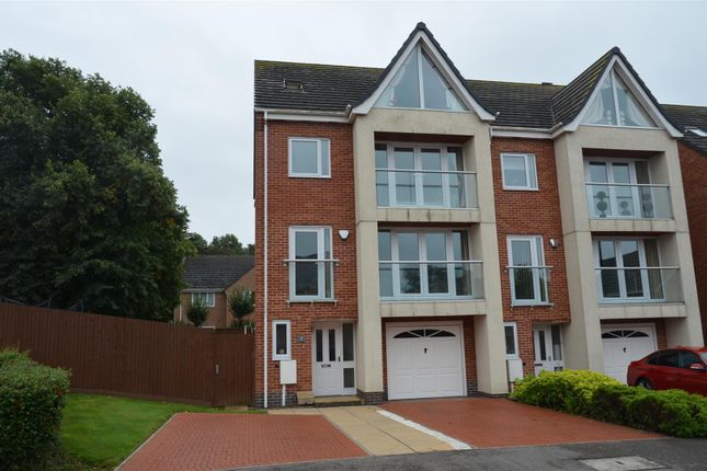 Thumbnail Semi-detached house for sale in Greenway Drive, Littleover, Derby