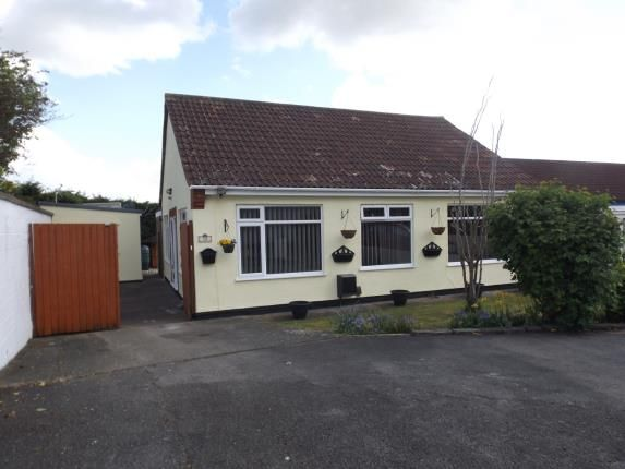 Thumbnail Bungalow for sale in Hollyguest Road, Hanham, Bristol