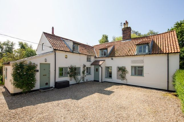 Thumbnail Detached house for sale in Brickfield Cottages, Norwich Road, Stibbard, Fakenham