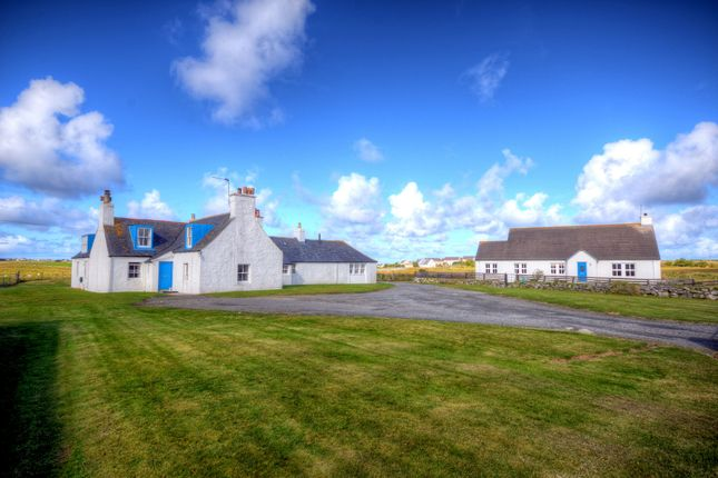 Thumbnail Lodge for sale in Lower Barvas, Isle Of Lewis