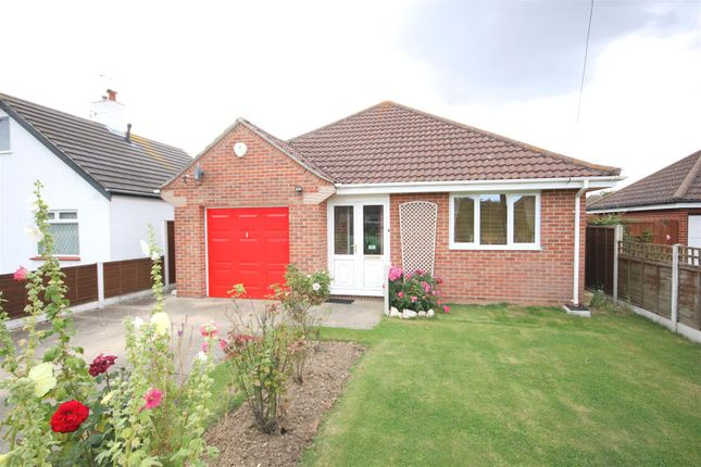 Thumbnail Detached bungalow for sale in Elm Grove, Kirby Cross, Frinton-On-Sea