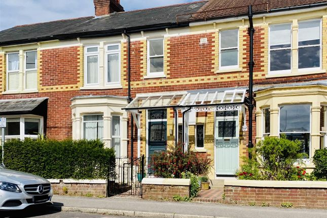 Thumbnail Terraced house for sale in Sandringham Road, Petersfield