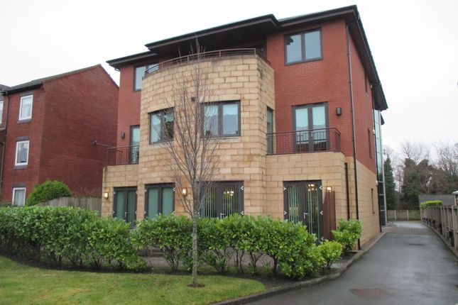 Thumbnail Flat to rent in Mansion House, Queens Road, Southport