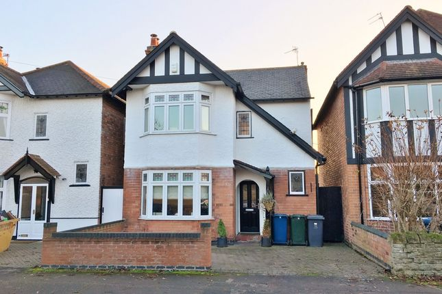 Thumbnail Detached house for sale in Florence Road, West Bridgford