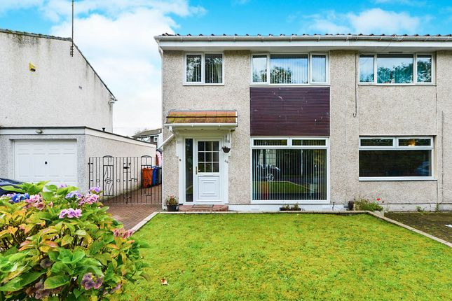 Thumbnail Semi-detached house for sale in Westfields, Bishopbriggs, Glasgow