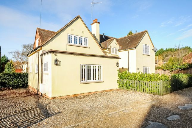 Thumbnail Detached house to rent in Ridge Cottage, Charters Road, Sunningdale, Berkshire