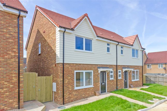 3 bed semi-detached house for sale in Honey Pot Close, Scocles Road, Minster On Sea, Sheerness ME12
