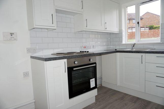 Kitchen of Lothain Way, Brancumhall, East Kilbride G74