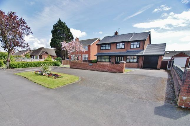 Thumbnail Detached house for sale in Lytham Road, Freckleton, Preston