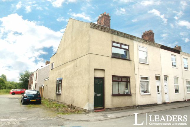 Thumbnail End terrace house to rent in James Street, Rudheath