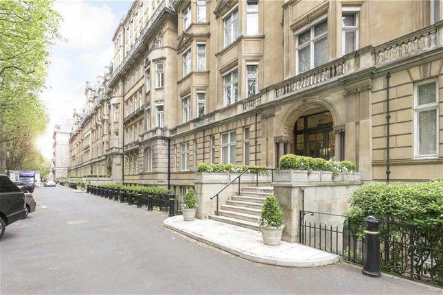 Thumbnail Flat to rent in Marylebone Road, Marylebone, London