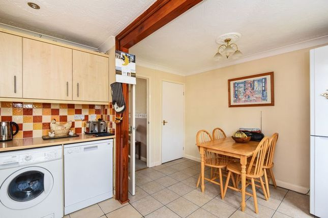 Thumbnail Semi-detached house for sale in Beckdale Close, Bicester