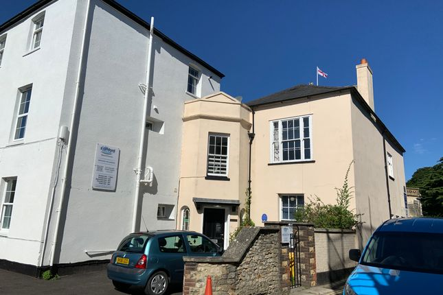 Thumbnail Office for sale in Silver Street, Axminster