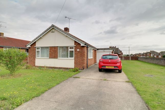Thumbnail Detached bungalow for sale in Bottesford Road, Ashby, Scunthorpe