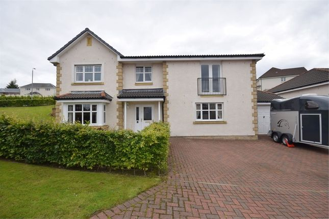 4 bedroom detached house for sale in Knockdhu Place, Gourock