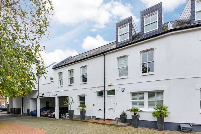 Thumbnail Mews house for sale in Copper Mews, Chiswick, London