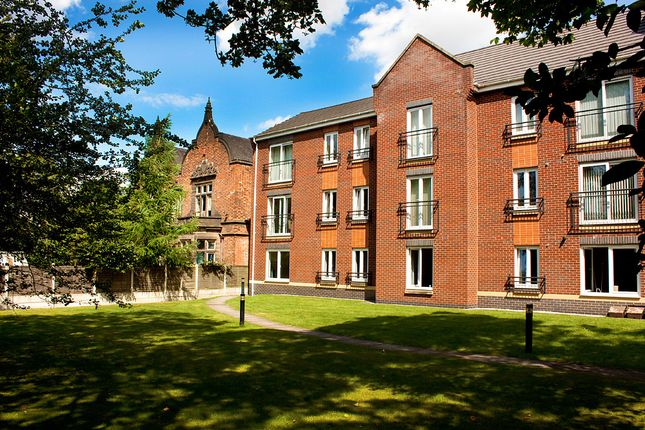 Thumbnail Flat to rent in Elizabeth House, Scholers Court, Penkhull, Stoke-On-Trent, Staffs