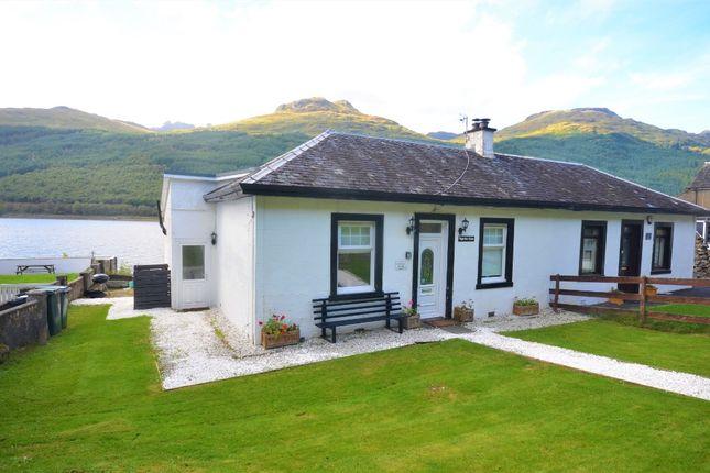Thumbnail Semi-detached bungalow for sale in Main Street, Arrochar, Argyll & Bute