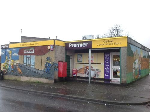 Thumbnail Retail premises for sale in Glenrothes, Fife