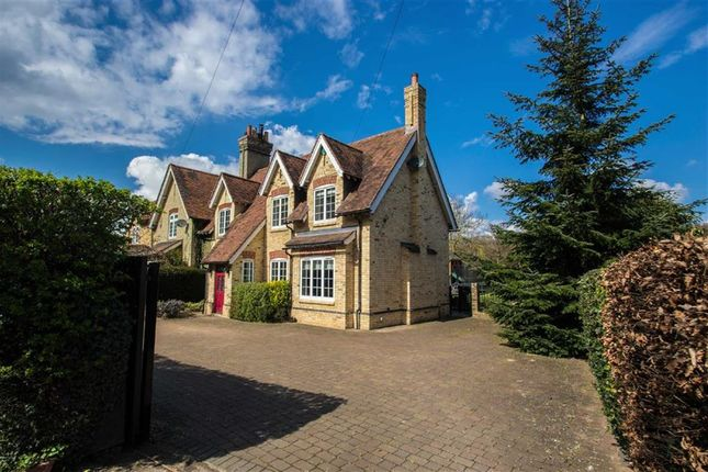Thumbnail Semi-detached house for sale in Hollybushes, Hertford, Herts