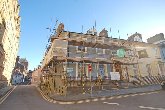 Thumbnail Flat for sale in Laura Place, Aberystwyth