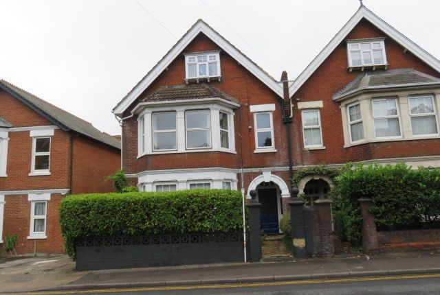 Thumbnail Flat to rent in Flat 2, Castle Road, Wiltshire