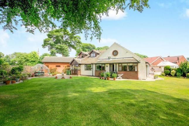 Thumbnail Bungalow for sale in West Bank Road, Macclesfield, Cheshire