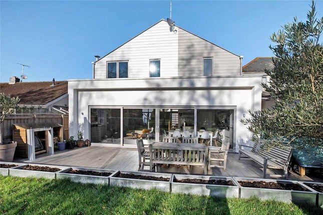 Thumbnail Detached house for sale in Longmeadow Road, Lympstone, Exmouth, Devon