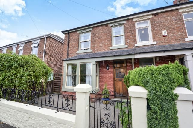 Thumbnail End terrace house for sale in Pinewood Road, Eaglescliffe, Stockton-On-Tees, Durham