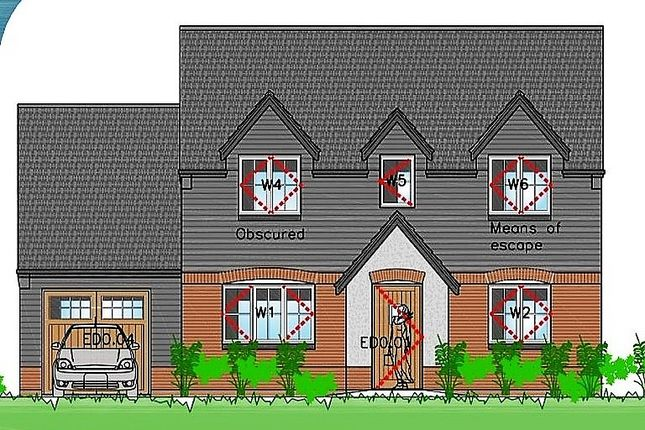 Thumbnail Detached house for sale in Hunters Lodge, Pirton