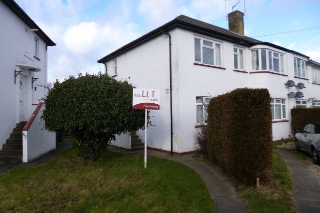 Thumbnail Maisonette to rent in Trevellance Way, Watford