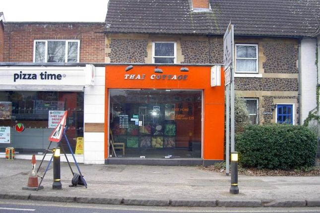 Thumbnail Retail premises to let in 2 Petersfield Road, Whitehill, Bordon, Hampshire
