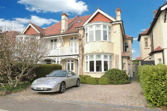 Thumbnail Semi-detached house for sale in Gloucester Terrace, Thorpe Bay, Essex