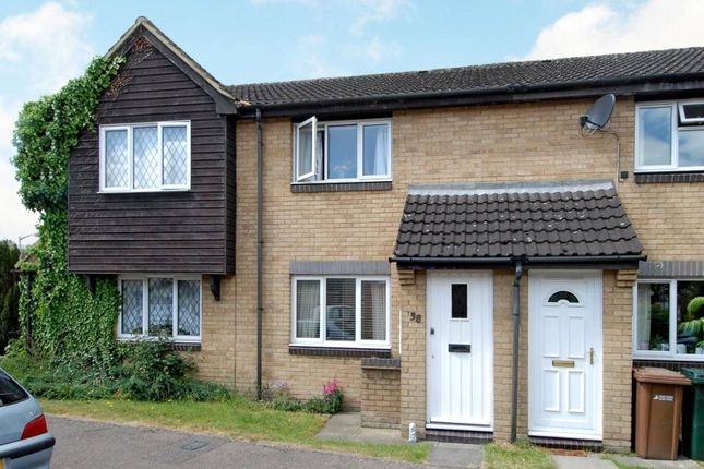 Thumbnail Terraced house for sale in Roman Gardens, Kings Langley