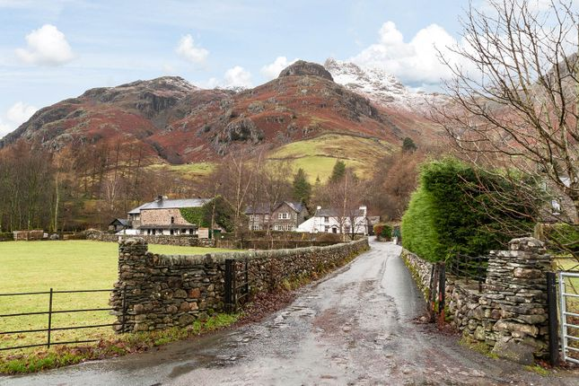Thumbnail Cottage for sale in New Stickle Cottage, Great Langdale, Ambleside, Cumbria