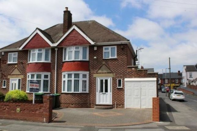 Thumbnail Semi-detached house for sale in Bankfield Road, Tipton, West Midlands