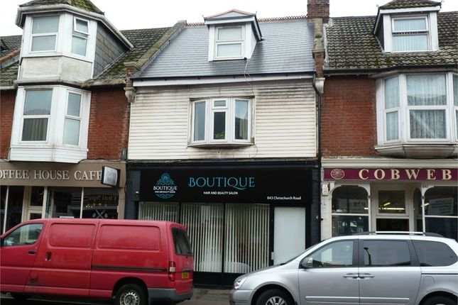 Commercial property to let in Christchurch Road, Pokesdown, Bournemouth, Dorset