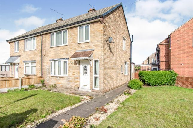 Thumbnail Semi-detached house for sale in Woodlea Grove, Armthorpe, Doncaster