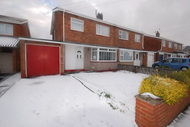 3 bed semi-detached house for sale in Lansdowne Gardens, Choppington NE62