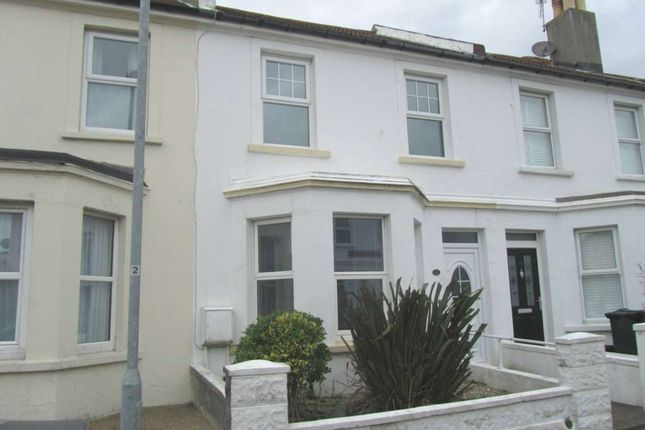 2 bed terraced house for sale in Taddington Road, Eastbourne