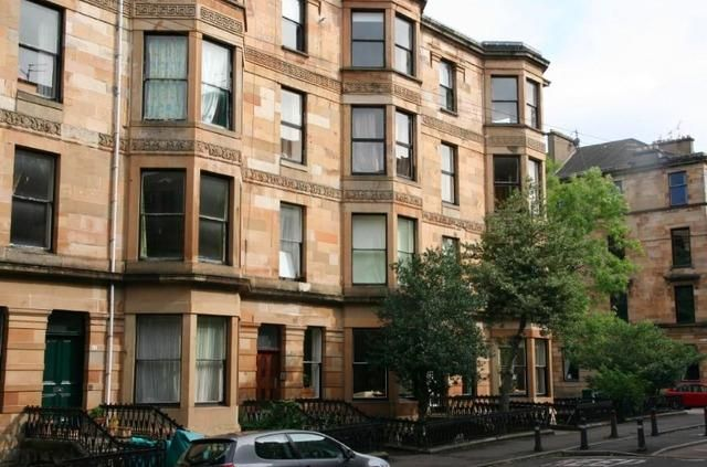 Thumbnail Flat to rent in Clouston Street, Glasgow