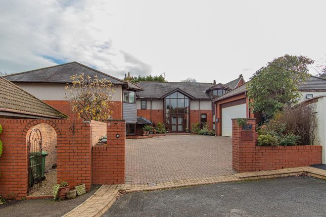 5 bed detached house for sale in Millgate, Lisvane, Cardiff CF14