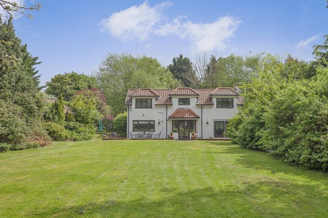 Thumbnail Detached house for sale in Church Rd, Ramsden Bellhouse, Billericay