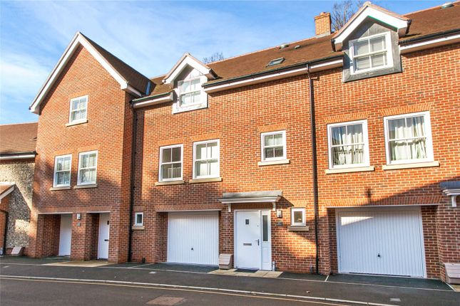 Thumbnail Terraced house for sale in Winton Gate, Winton Close, Winchester, Hampshire