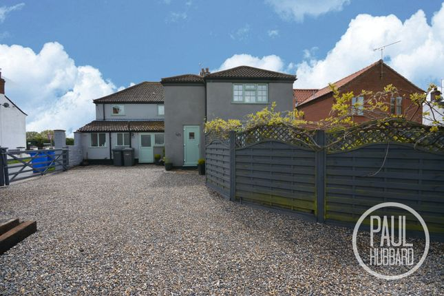Thumbnail Detached house for sale in Hulver Road, Mutford, Beccles