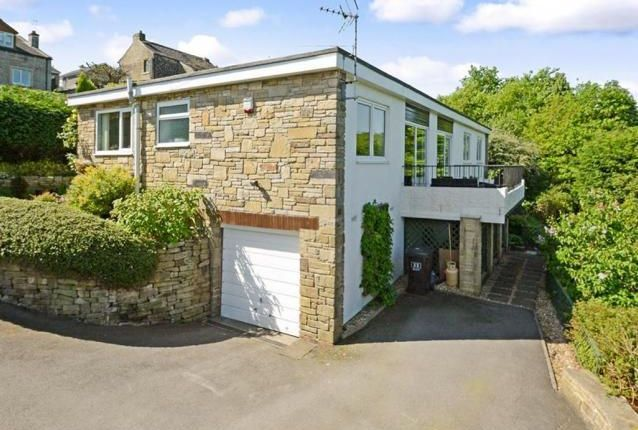 Thumbnail Detached bungalow for sale in Bourn View Road, Huddersfield