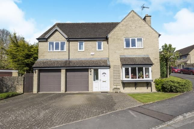 Thumbnail Detached house for sale in Riverside, Winchcombe, Cheltenham, Gloucestershire